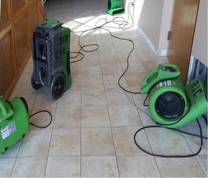 Water Damage – Burley Home